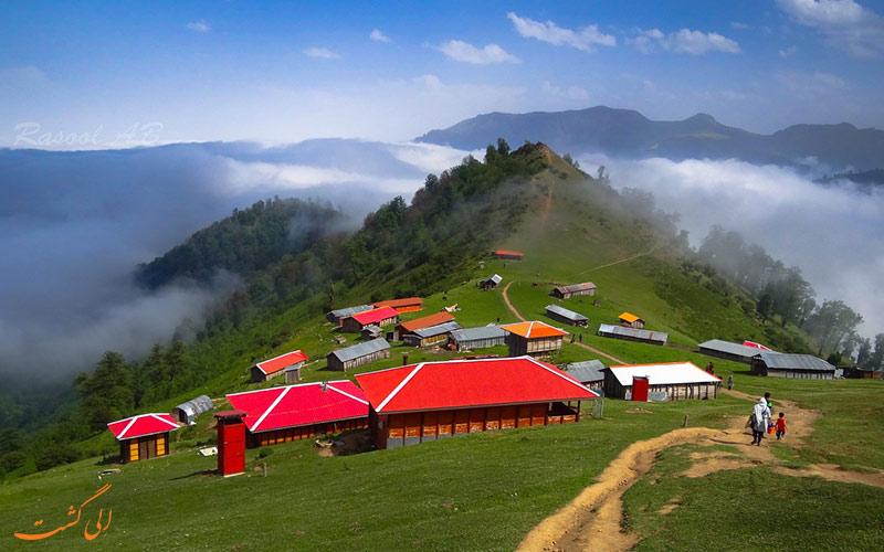 تصویری از روستای ماسال